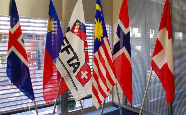 EFTA a India podporujú uzavretie FTA