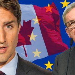 EÚ a Kanada nakoniec podpísali CETA