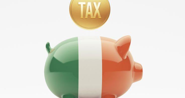 Írske daňové príjmy stále nedosahujú cieľ